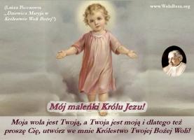 Maleńki Król Jezus
