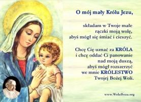 Mały Król Jezus