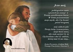 dziewczynka z Jezusem