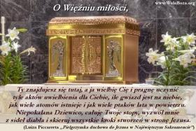 pielgrzymka do Jezusa w Tabernakulum