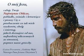 Najświętsze Oblicze Jezusa