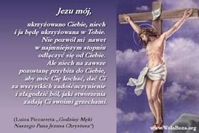 przybity do Jezusa