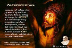 Jezus zbroczony Krwią