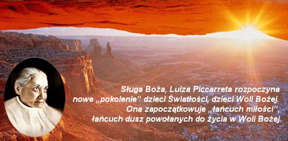 Misja Luizy Piccarrety