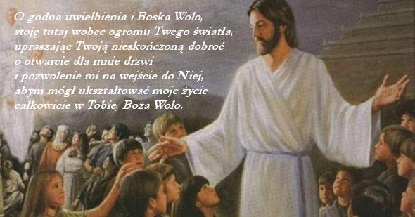 Poświęcenie się Woli Bożej
