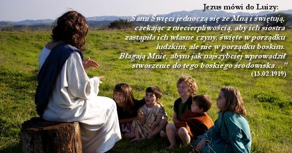Wszyscy Święci a Wola Boża